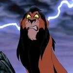 King Scar.