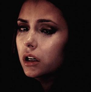 Tears.