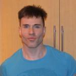 Greg Stevens funny haircut 1/24/2014