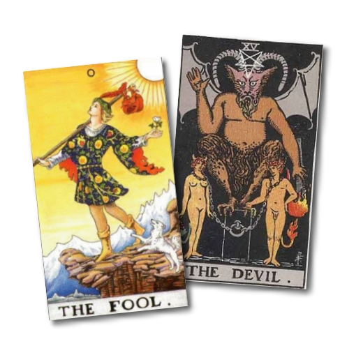 The fool and the devil