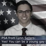 You CAN be a young gay Republican!