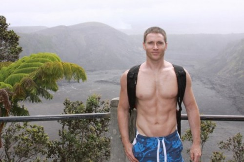 Greg Stevens Hawaii 2009 Hiking